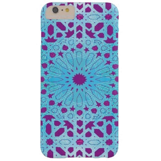 Silver & Purple Moroccan Mosaic iPhone case