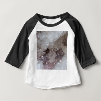 Silver & Quartz Crystal Baby T-Shirt