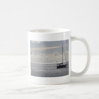 Silver Sails Coffee Mug