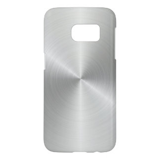 Silver Samsung Galaxy S7, Barely There Samsung Galaxy S7 Case