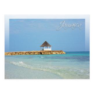 Silver Sands Beach, Trelawny, Jamaica Postcard