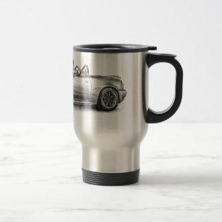 Silver Shadow MX5 Travel Mug