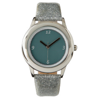Silver Sparkle D Watches
