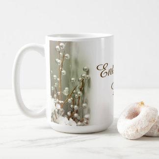 """Silver Spheres"" Coffee Mug"