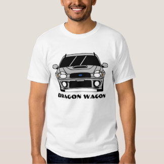 Silver Sport Wagon Tee