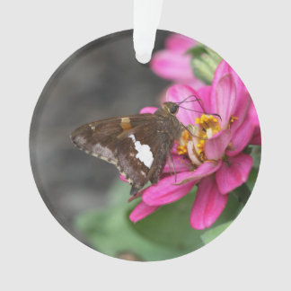 Silver-spotted Skipper Ornament