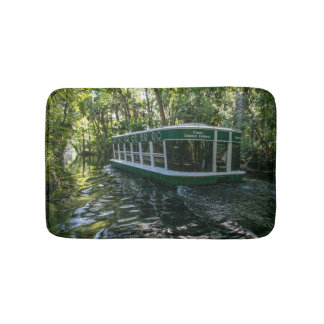 Silver Springs Glass Bottom Boat Bath Mat