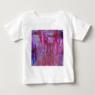 Silver Stalagmites Baby T-Shirt