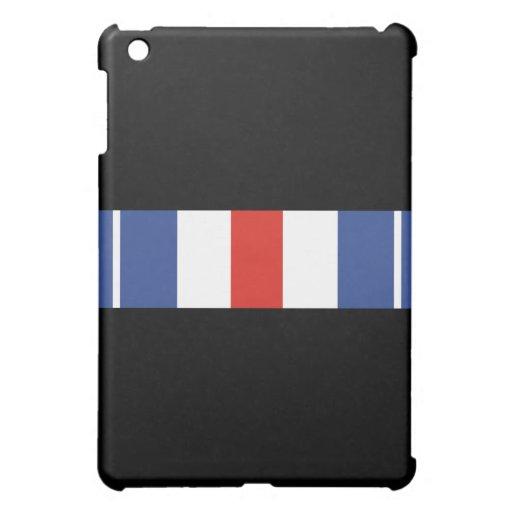 Silver Star Ribbon Case For The iPad Mini