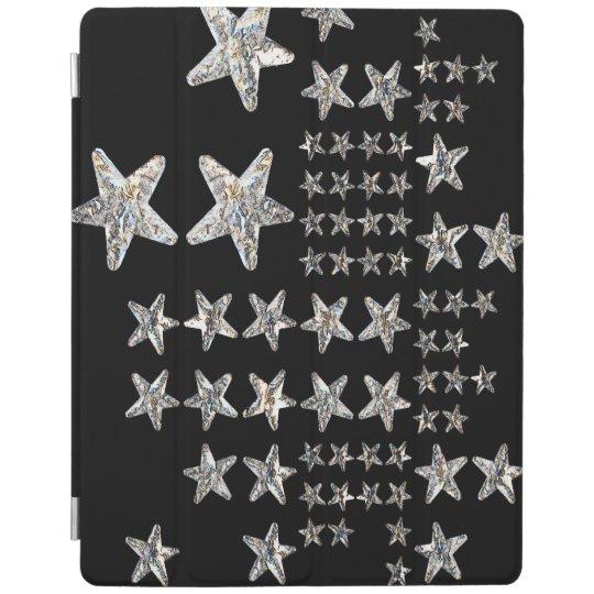 Silver Stars iPad Smart Cover iPad Cover