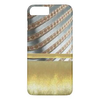 Silver Stripe Cool Design iPhone 7 Plus Case