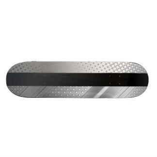Silver Tone Skateboards