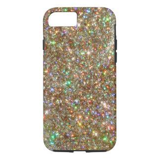 Silver White Gold Diamond Jewel iPhone 7 Case