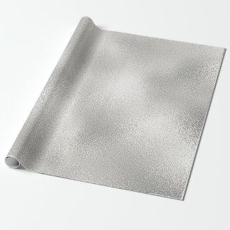 Silver White Milk Shiny Glass Ice Vip
