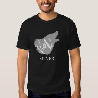 Silver Wolf Tshirts