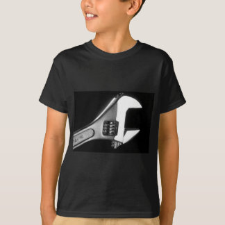 Silver wrench T-Shirt