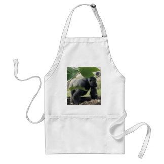 Silverback Gorilla Standard Apron