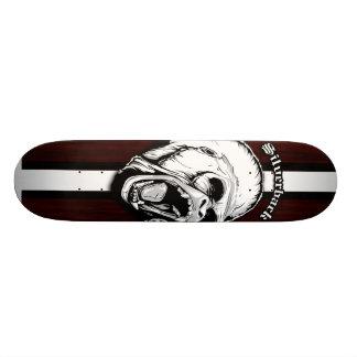 Silverback Custom Skate Board