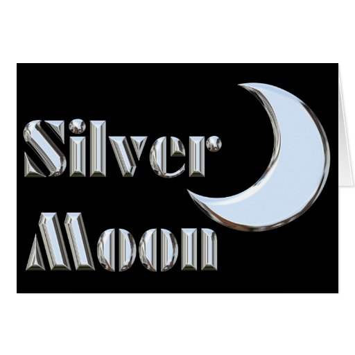 Silvermoon Greeting Cards