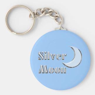 Silvermoon Keychain