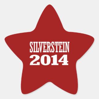 SILVERSTEIN 2014 STICKER