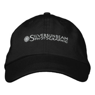 Silversunbeam Embroidered Cap (black only)