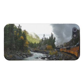 Silverton Train iPhone 5 Cover