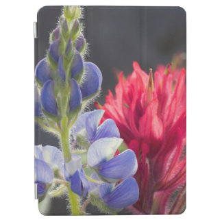 Silvery Lupine, Lavender Paintbrush iPad Air Cover