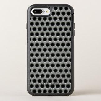 Silvery Metal Mesh OtterBox Symmetry iPhone 8 Plus/7 Plus Case