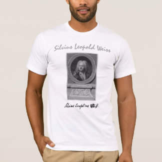SILVIUS LEOPOLD WEISS T-Shirt