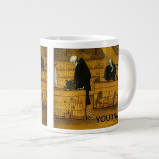 Simberg's Garden of Death mugs