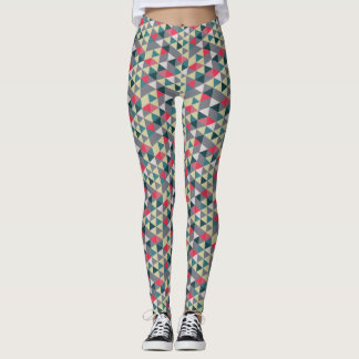 Simetric Pattern Leggings