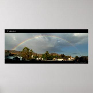 Simi Rainbow Poster