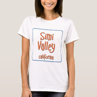 Simi Valley California BlueBox T-Shirt