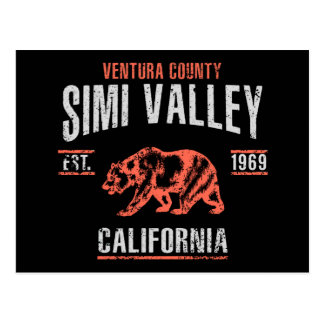 Simi Valley Postcard