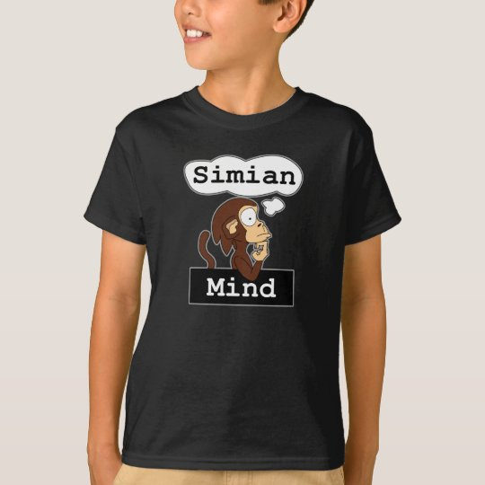 Simian Mind Kid's T-Shirt