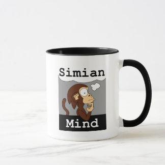 Simian Mind mug