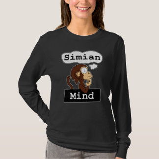 Simian Mind Women's Long Sleeve Shirt