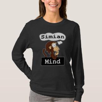 Simian Mind Women's Long Sleeve Shirt