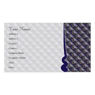Simmer Pattern - Business Card