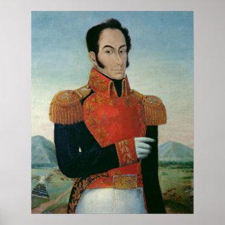 Simon Bolivar Poster
