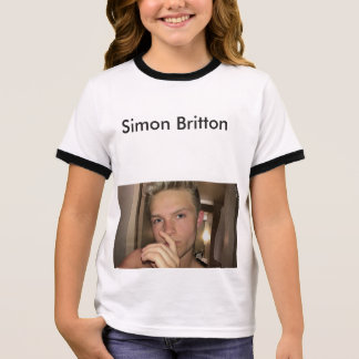 Simon Britton T-shirt