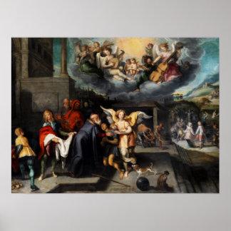 Simon de Vos Return of the Prodigal Son Poster
