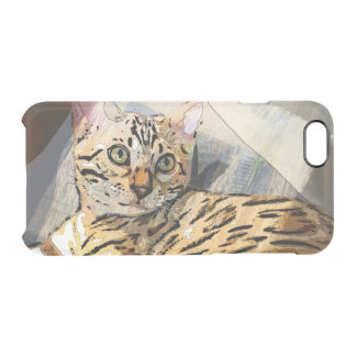 SIMON IN LIGHT CLEAR iPhone 6/6S CASE