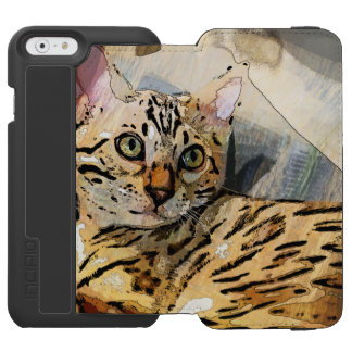 SIMON IN LIGHT INCIPIO WATSON™ iPhone 6 WALLET CASE