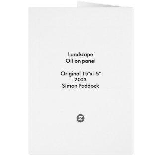Simon Paddock Card