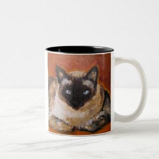 Simon Two-Tone Coffee Mug