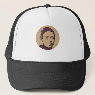 Simone de Beauvoir Trucker Hat
