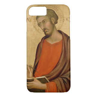Simone Martini St. Luke Fine Art Cell Phone Case
