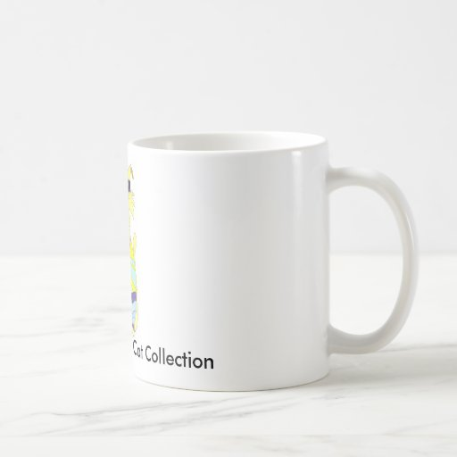 Simone. The Cool Cat Collection Mugs